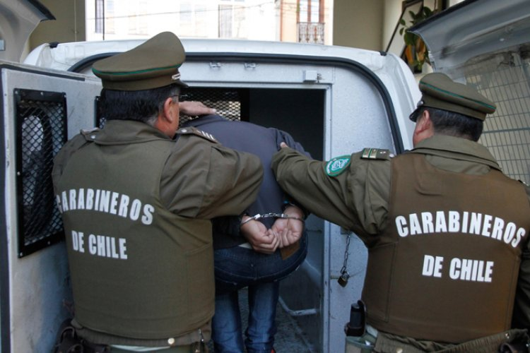 Balance policial en Linares: 18 detenidos por delitos de amenazas, microtráfico y violencia intrafamiliar