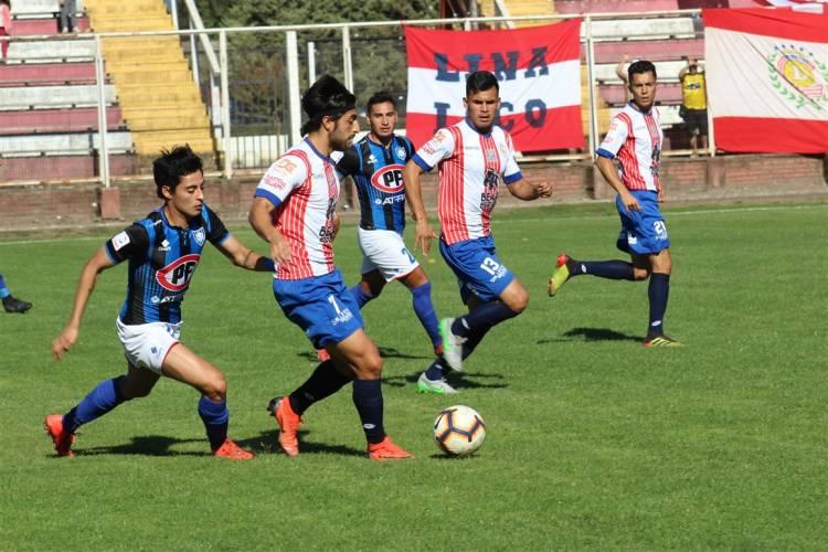 Municipio compromete aporte de 100 millones de pesos para Deportes Linares 2020 - Septima Pagina