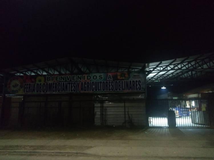 Confirman dos casos positivos de Covid-19 al interior de Feria de Comerciantes y Agricultores de Linares