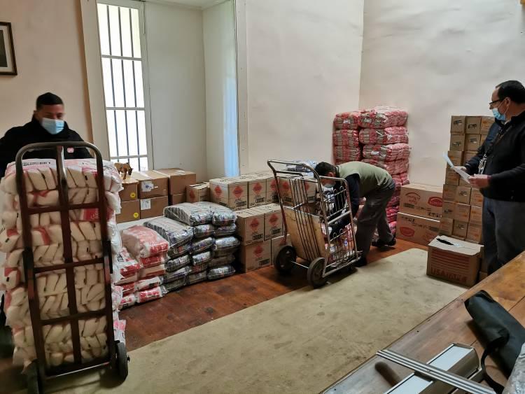 Colbún S.A. entrega aportes a comunidades para enfrentar la pandemia del Covid-19