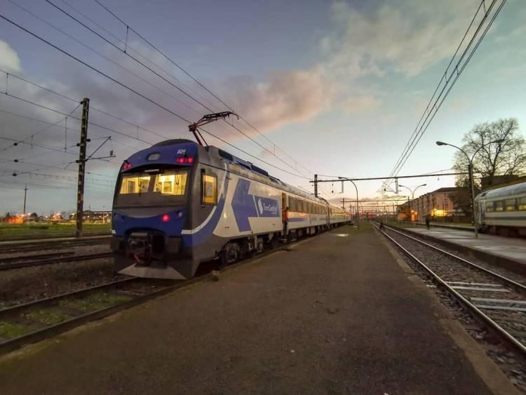 Tren Chillán suma nuevos horarios de salida por aumento de viajes inter-regionales