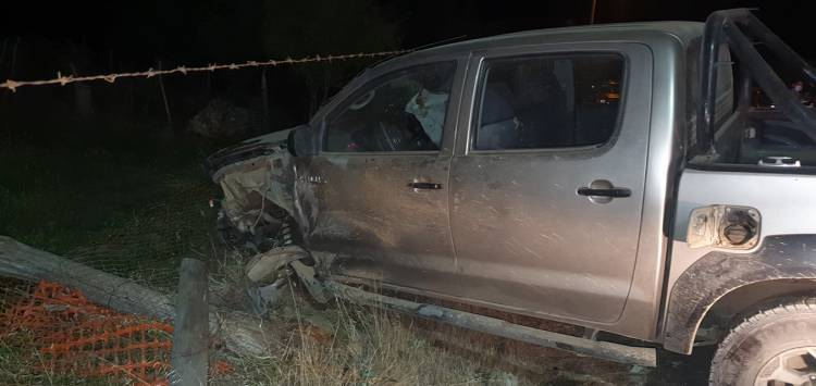 Amplían detención de conductor que protagonizó fatal accidente camino al embalse Ancoa