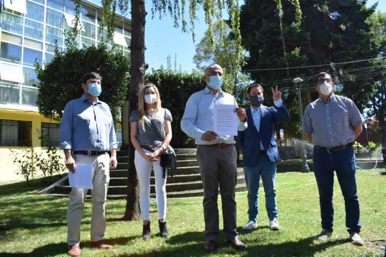 Waldo Alfaro postula plan educativo comunal que potencia el cuidado del medio ambiente, el reciclaje y el buen uso de los recursos provenientes del MINEDUC
