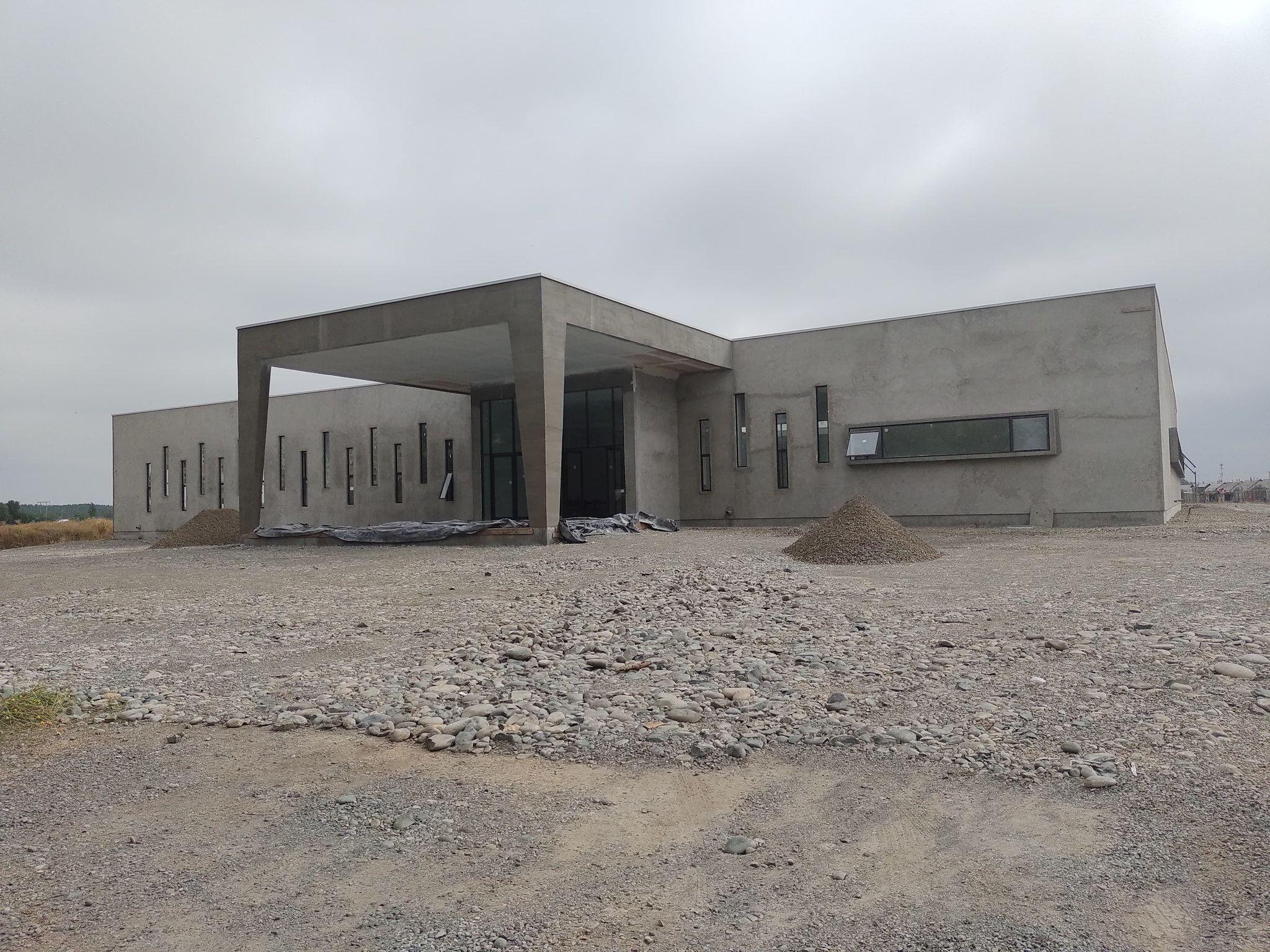 """En etapa final construcción del nuevo """"Club de la Unión"""" de Linares"""