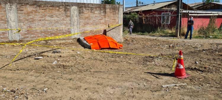 Consternación por deceso de hombre en condición de calle en Linares