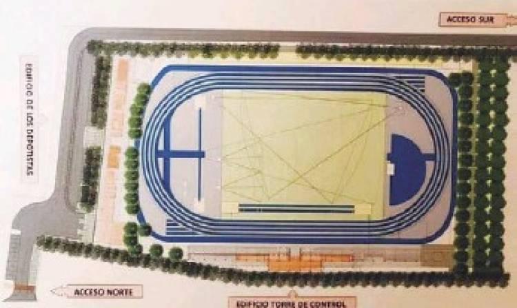 ¿Qué pasa con el proyecto de construcción del Estadio Atlético para Linares?