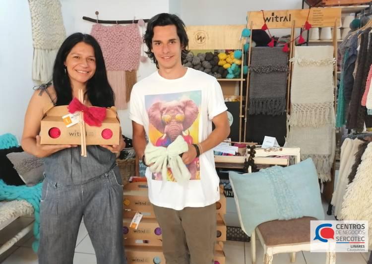 Witral: un espacio para visibilizar el trabajo textil en Cauquenes
