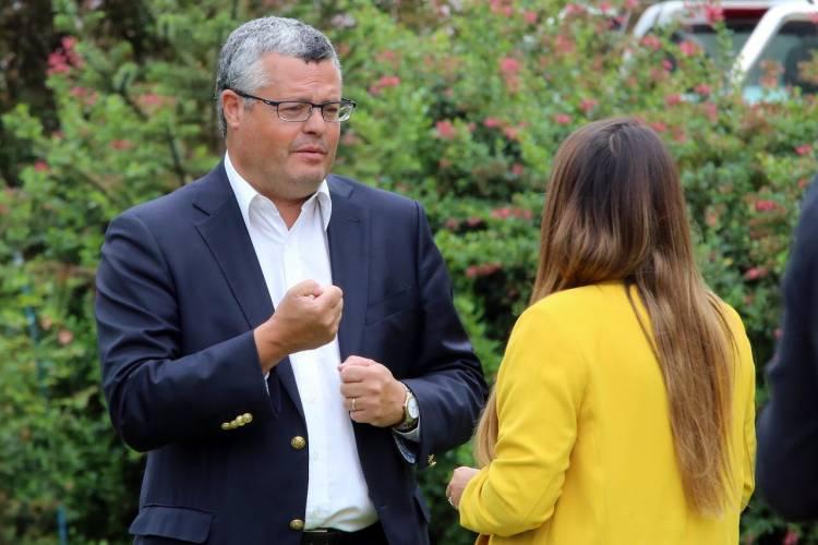 Diputado Rentería valora que MINSAL haya acogido petición de vacunar a vocales de mesa que participarán de las próximas elecciones