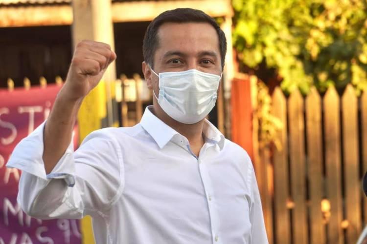 """El manifiesto de Alamiro Garrido a votar """"sin miedo"""" este 10 y 11 de abril"""