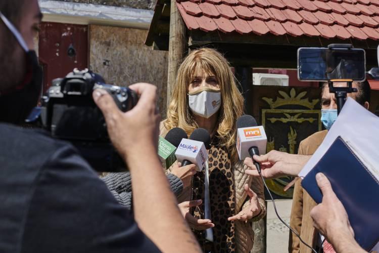 "Ximena Rincón anuncia voto a favor del tercer retiro: ""Presidente Piñera no vaya al TC"""