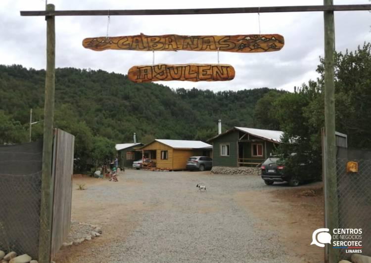 Cabañas Ayulen Pejerrey: Un espacio de desconexión y relajo al aire libre