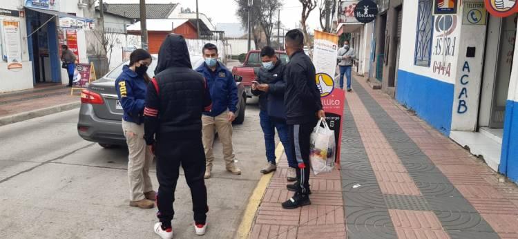 PDI refuerza fiscalización a migrantes en las comunas de Linares y Longaví